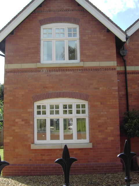 Victorian Lodge Brickwork